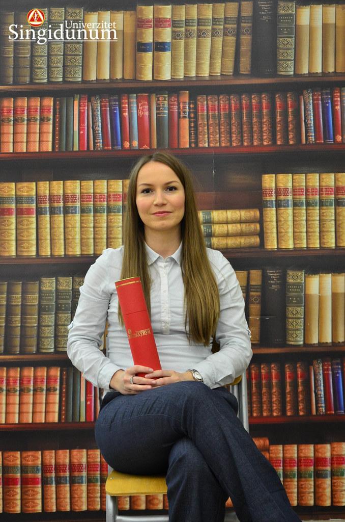 Svecana dodela diploma - Biblioteka Doktorske studije 2017 -7
