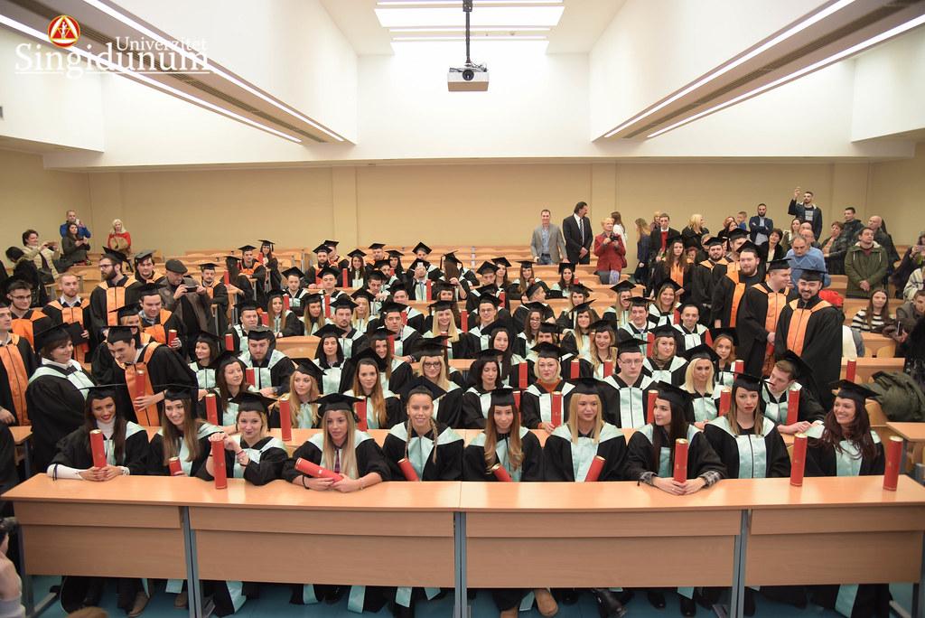 Svecana dodela diploma - FIR I TF - Amfiteatar - 2017 - 46