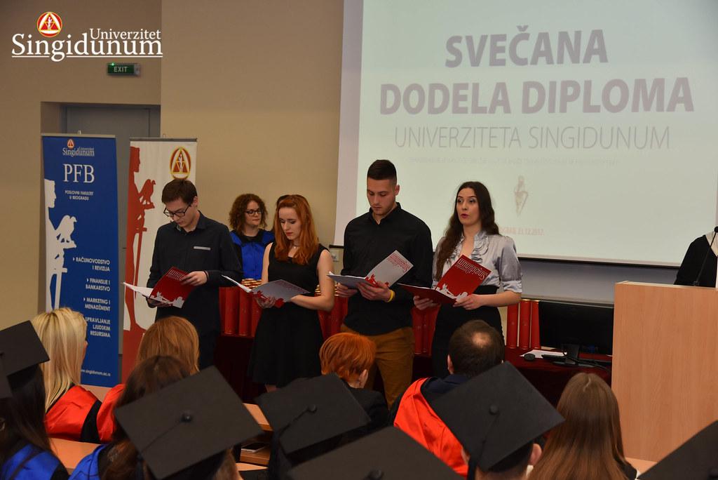 Svecana dodela diploma - Amfiteatar - PFB - 2017 - 117