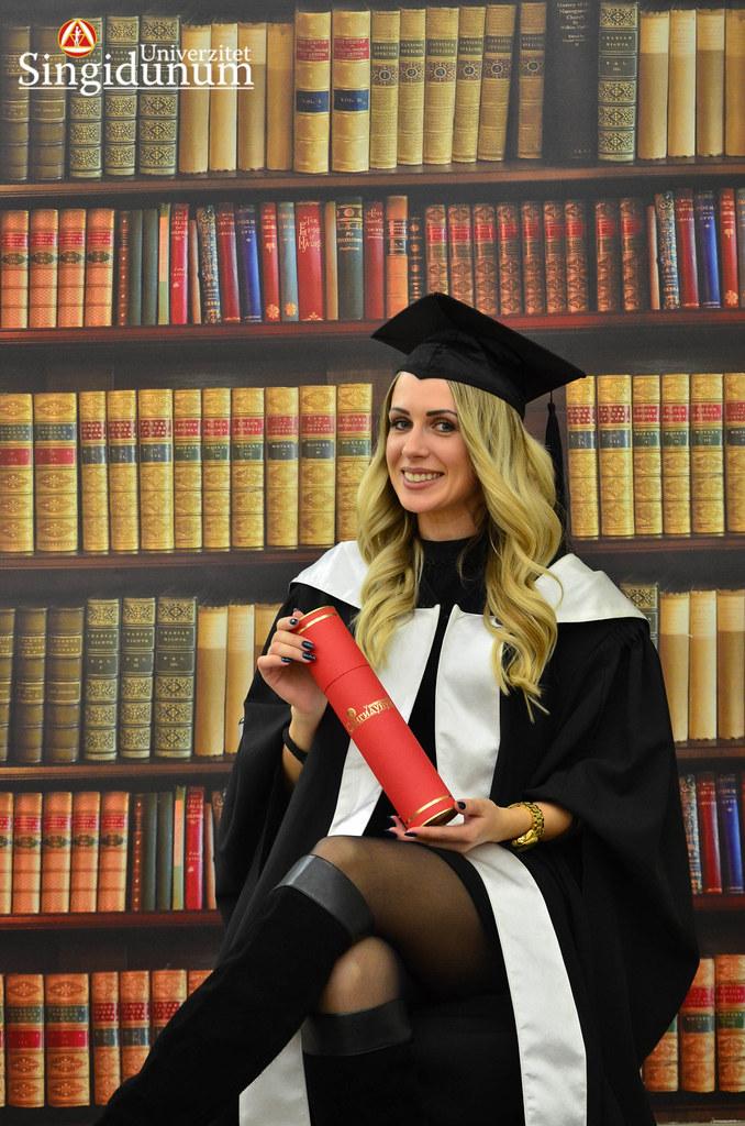 Svecana dodela diploma - Biblioteka Master studije 2017 -2