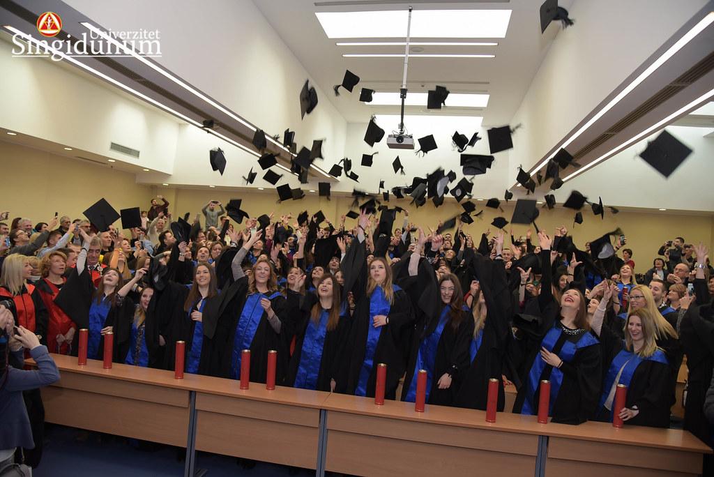 Svecana dodela diploma - Amfiteatar - PFB - 2017 - 112
