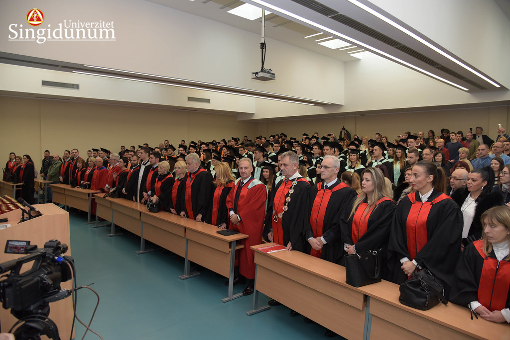 Svecana dodela diploma - FIR I TF - Amfiteatar - 2017 - 56