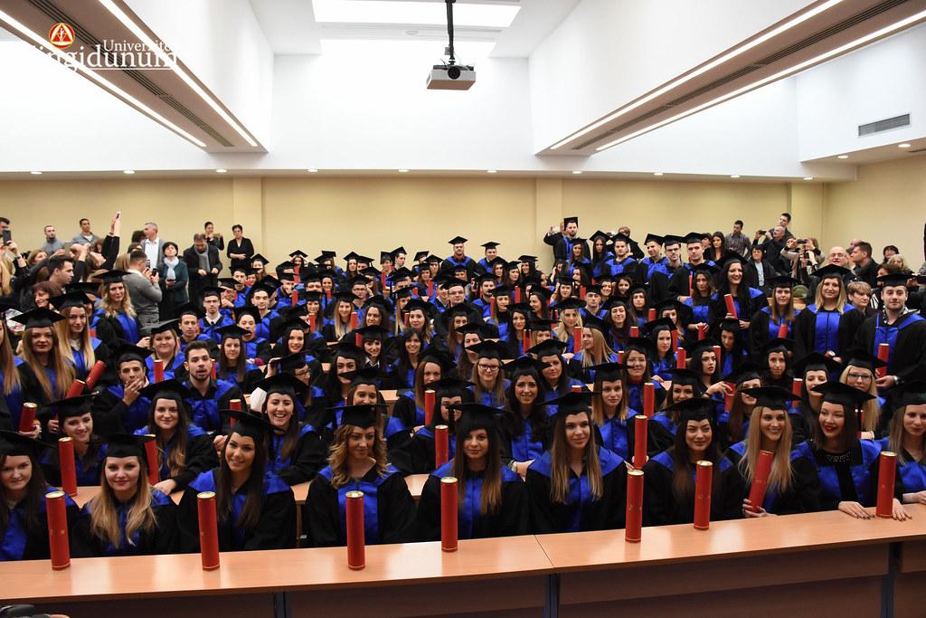 Svecana dodela diploma - atmosfera - 2017 - 292