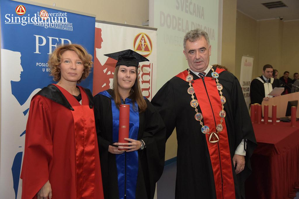 Svecana dodela diploma - Amfiteatar - PFB - 2017 - 92
