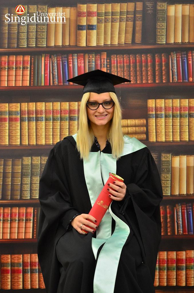 Svecana dodela diploma - Biblioteka FTHM 2017 -44