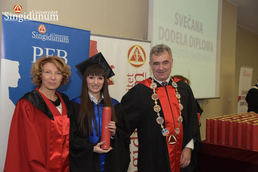 Svecana dodela diploma - Amfiteatar - PFB - 2017 - 128