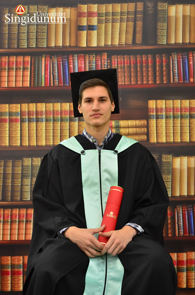 Svecana dodela diploma - Biblioteka FTHM 2017 -64