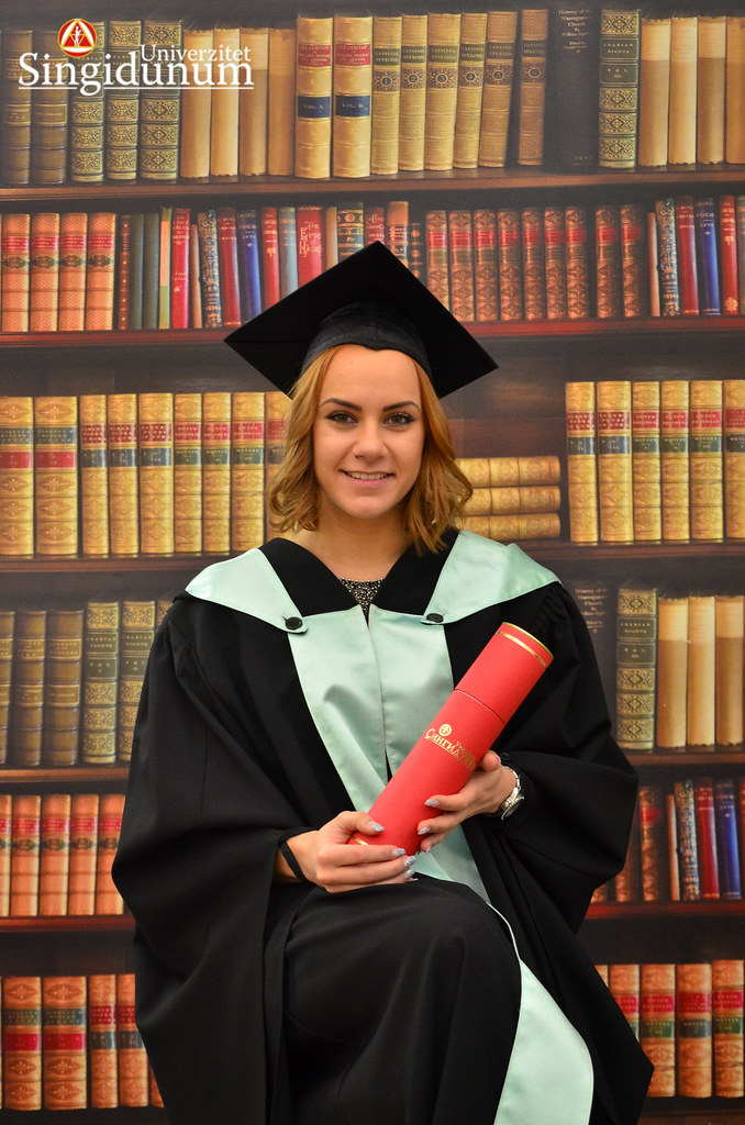 Svecana dodela diploma - Biblioteka FTHM 2017 -60