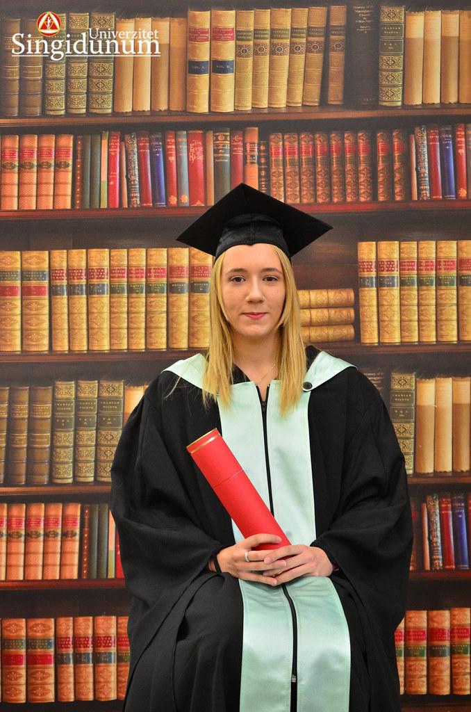 Svecana dodela diploma - Biblioteka FTHM 2017 -15
