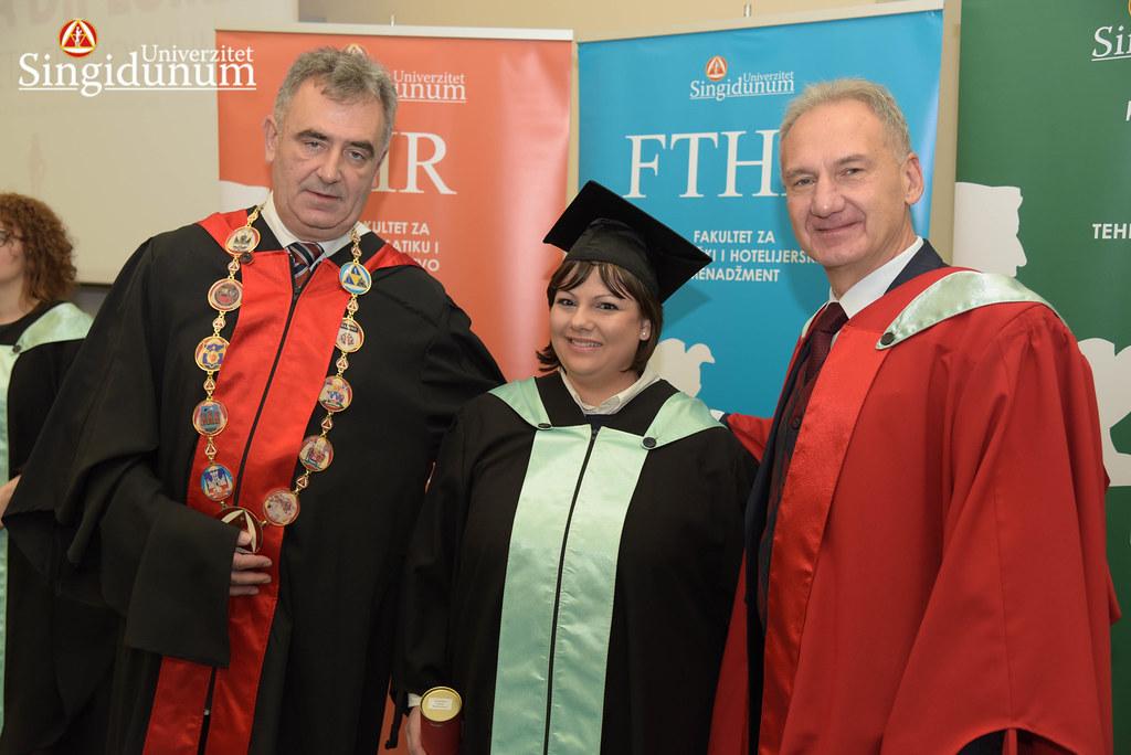 Svecana dodela diploma - FIR I TF - Amfiteatar - 2017 - 63