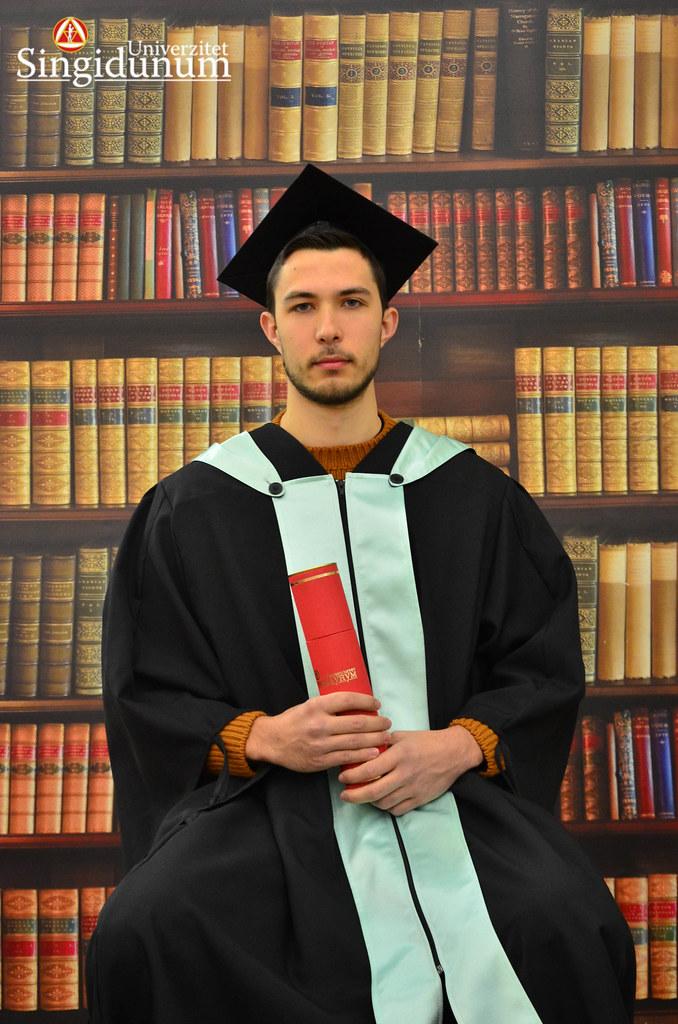 Svecana dodela diploma - Biblioteka FTHM 2017 -28