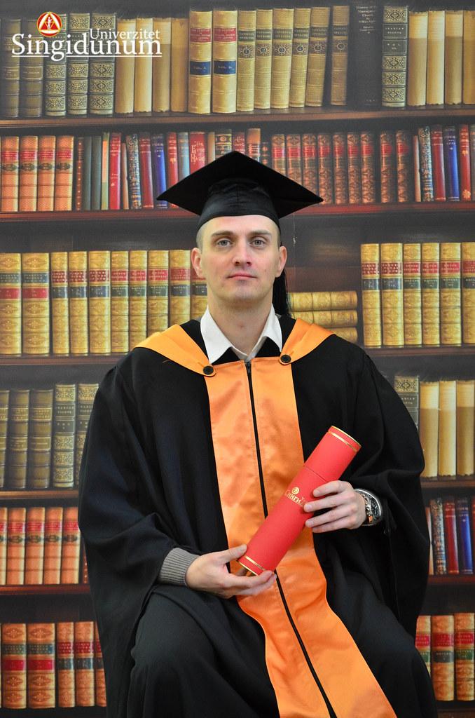 Svecana dodela diploma - Biblioteka FIR I TF 2017 -25