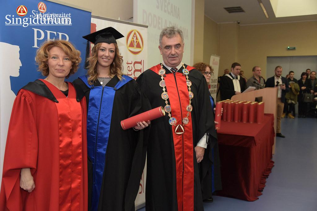 Svecana dodela diploma - Amfiteatar - PFB - 2017 - 35