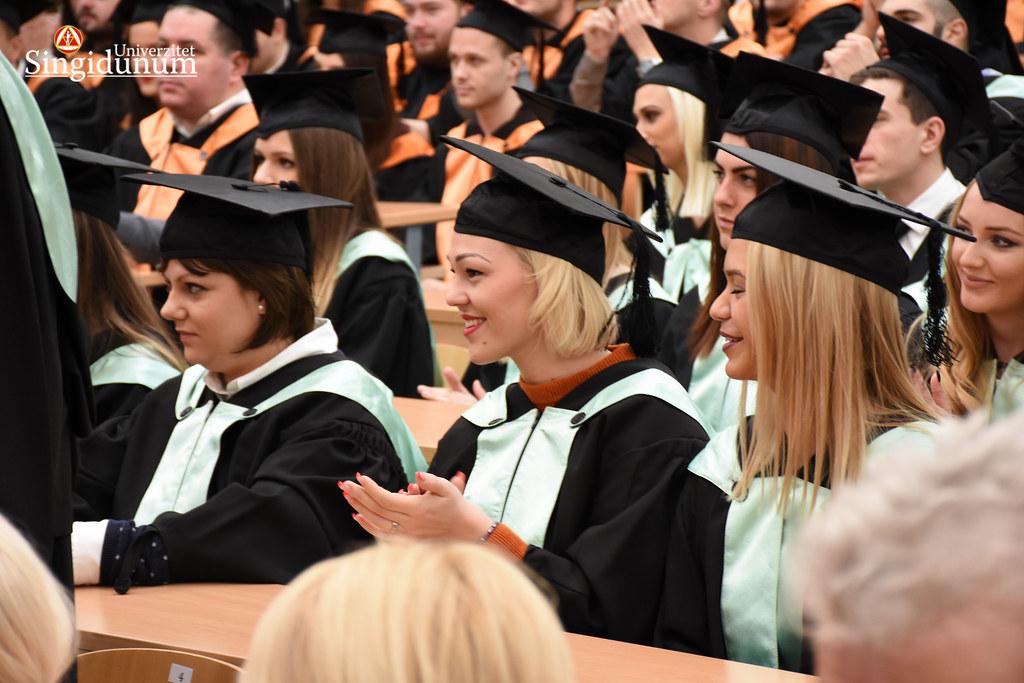 Svecana dodela diploma - atmosfera - 2017 - 360