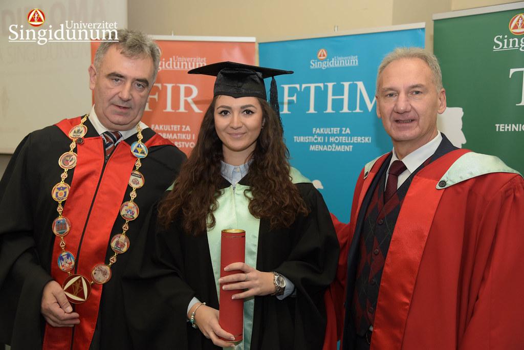Svecana dodela diploma - FIR I TF - Amfiteatar - 2017 - 101