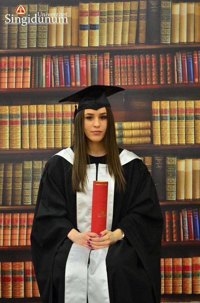 Svecana dodela diploma - Biblioteka Master studije 2017 -24