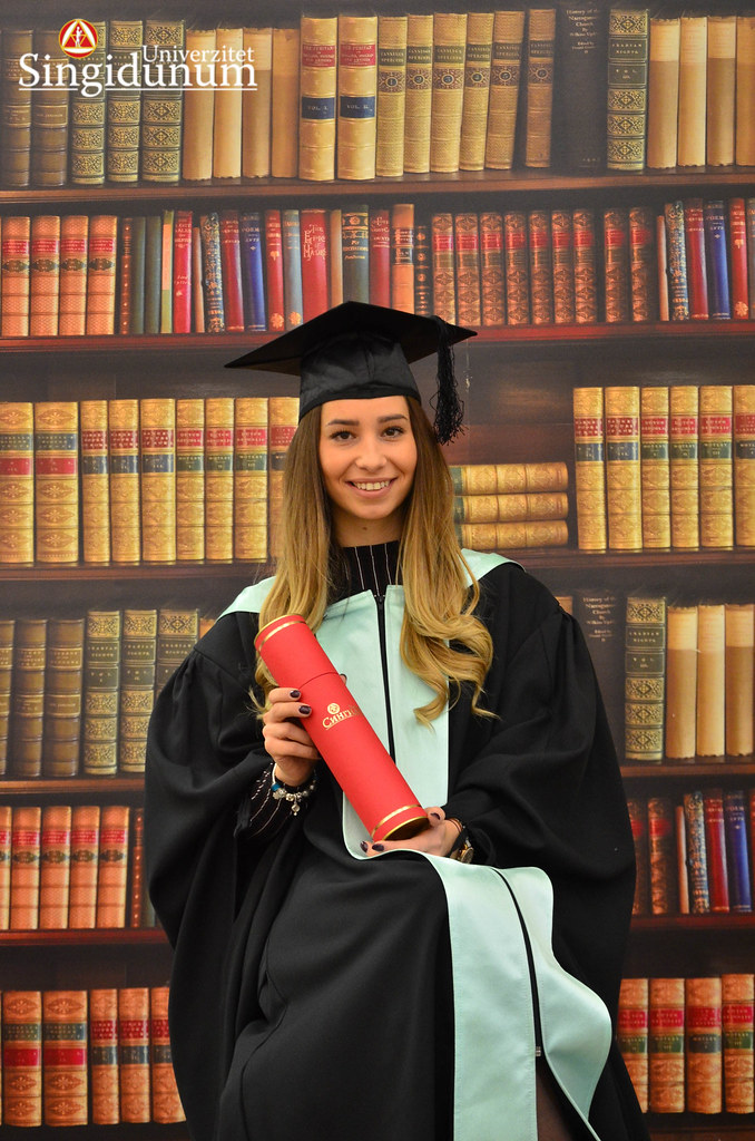 Svecana dodela diploma - Biblioteka FTHM 2017 -23