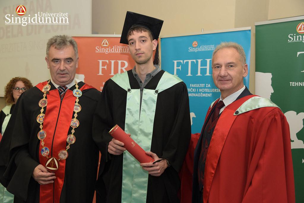 Svecana dodela diploma - FIR I TF - Amfiteatar - 2017 - 68