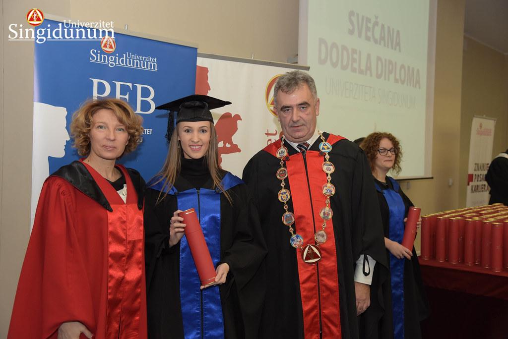 Svecana dodela diploma - Amfiteatar - PFB - 2017 - 135
