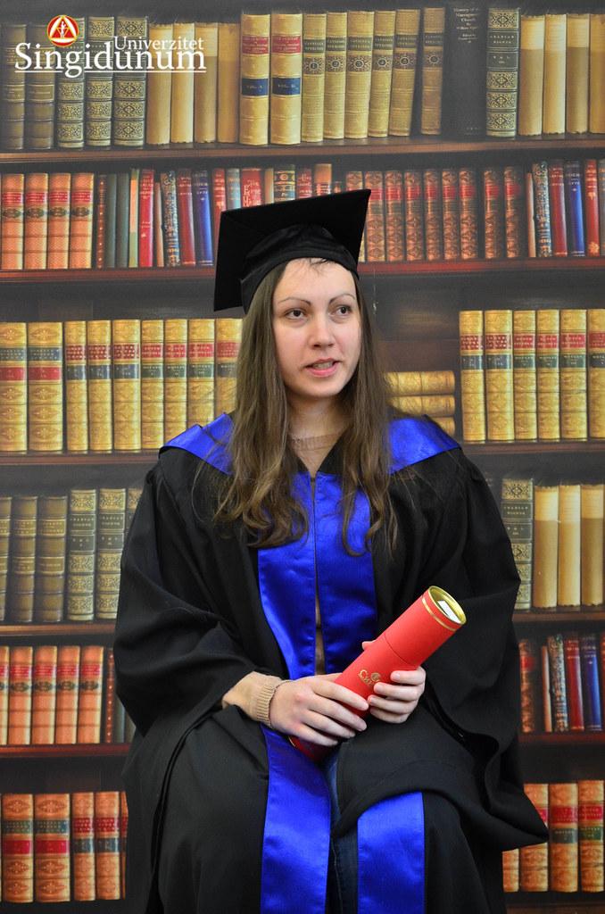 Svecana dodela diploma - Biblioteka PFB 2017 -59