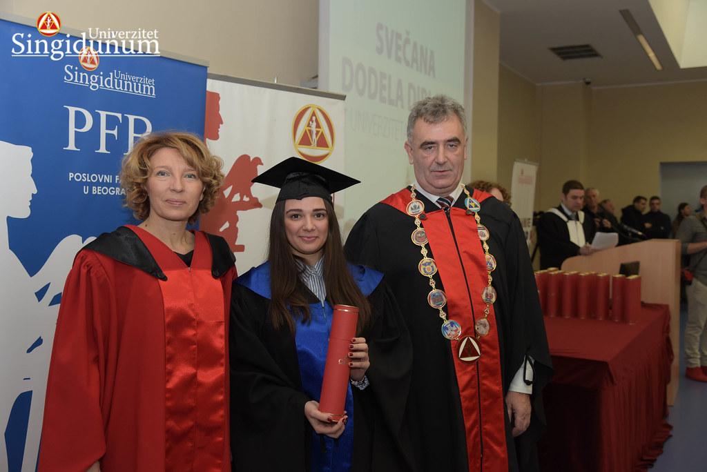 Svecana dodela diploma - Amfiteatar - PFB - 2017 - 72