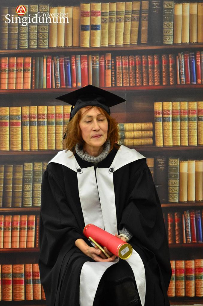 Svecana dodela diploma - Biblioteka Master studije 2017 -38