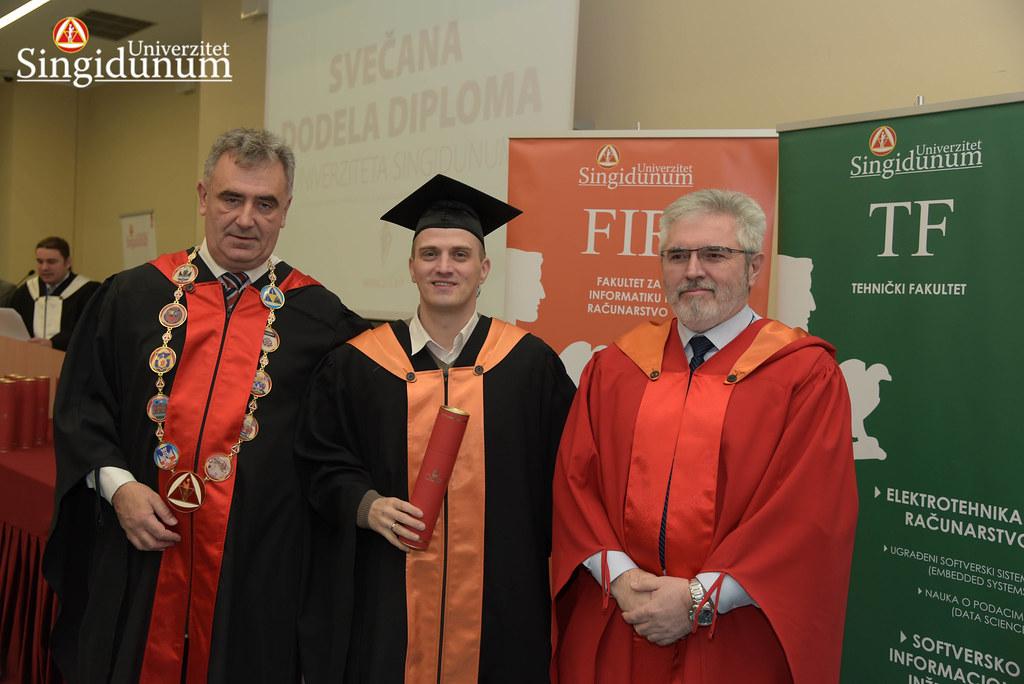 Svecana dodela diploma - FIR I TF - Amfiteatar - 2017 - 20