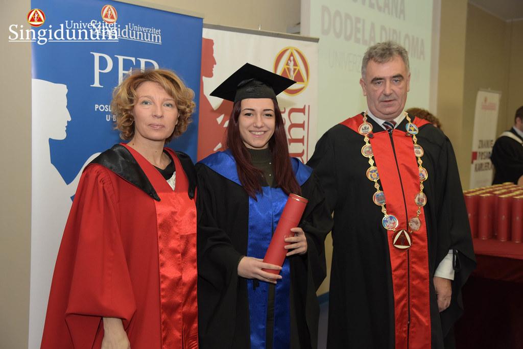 Svecana dodela diploma - Amfiteatar - PFB - 2017 - 170