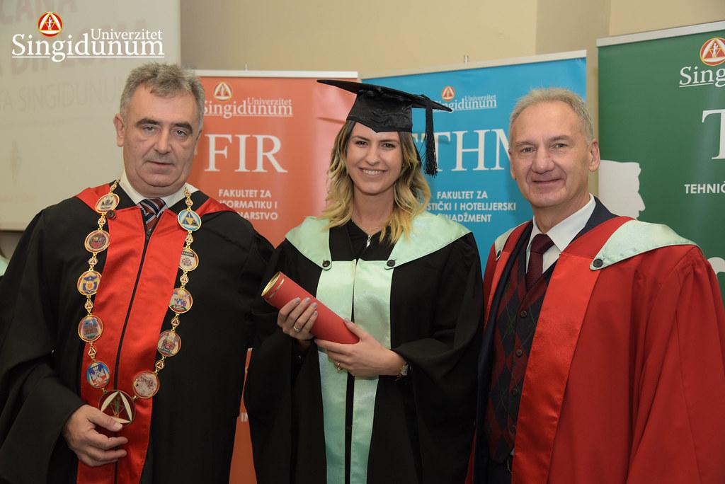 Svecana dodela diploma - FIR I TF - Amfiteatar - 2017 - 82