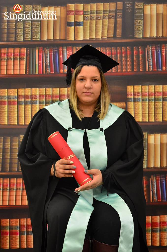 Svecana dodela diploma - Biblioteka FTHM 2017 -55