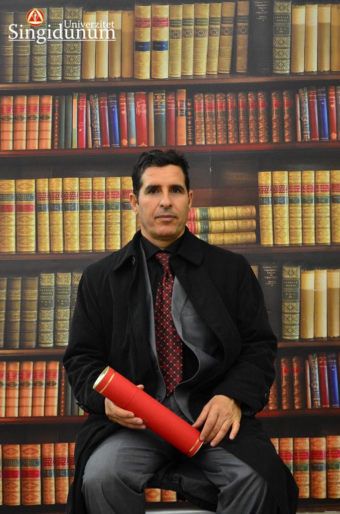 Svecana dodela diploma - Biblioteka Doktorske studije 2017 -5