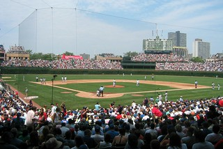 Chicago: Wrigley Field | by wallyg
