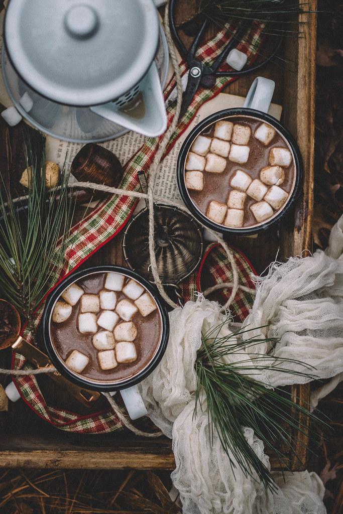 Chai Tea Hot Chocolate | TermiNatetor Kitchen