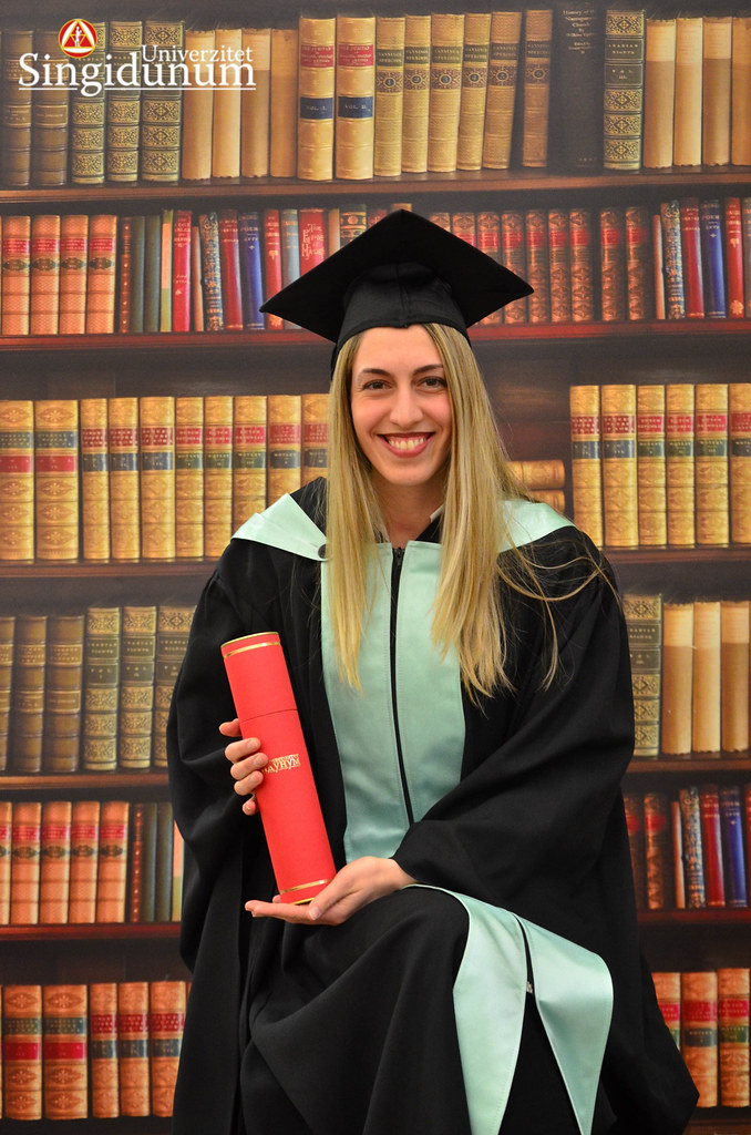 Svecana dodela diploma - Biblioteka FTHM 2017 -54