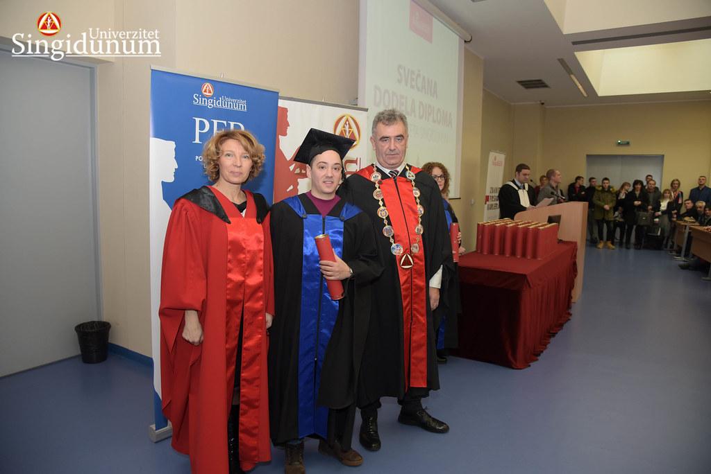 Svecana dodela diploma - Amfiteatar - PFB - 2017 - 198