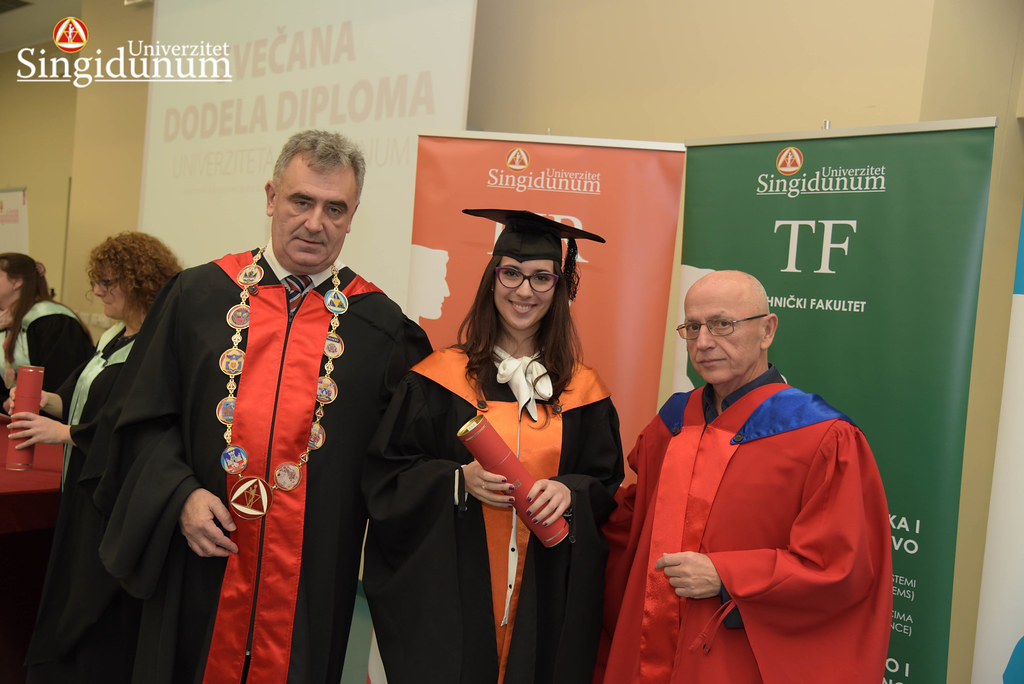 Svecana dodela diploma - FIR I TF - Amfiteatar - 2017 - 38