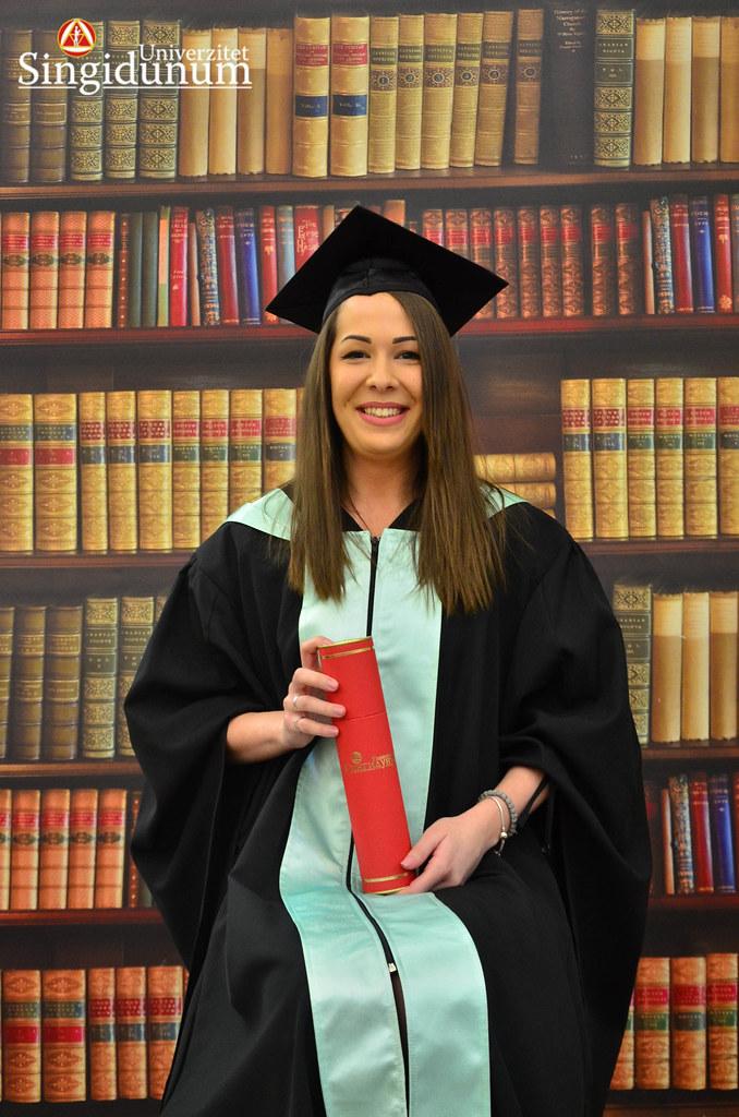 Svecana dodela diploma - Biblioteka FTHM 2017 -38