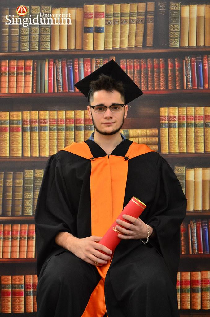 Svecana dodela diploma - Biblioteka FIR I TF 2017 -4