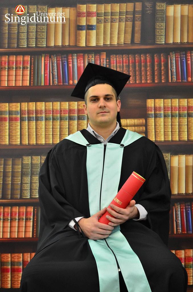 Svecana dodela diploma - Biblioteka FTHM 2017 -37