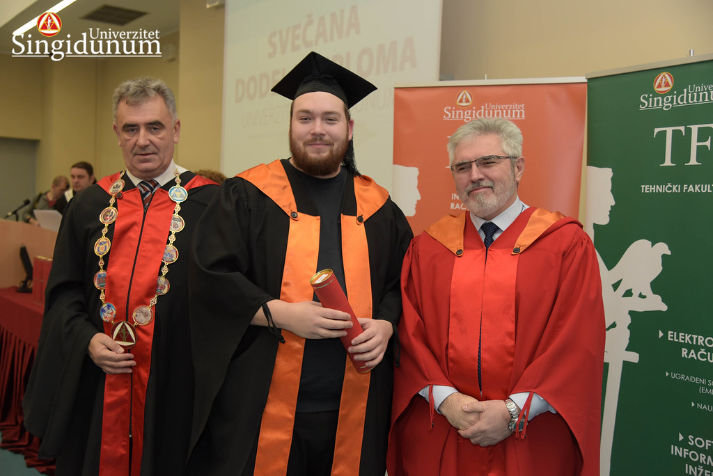 Svecana dodela diploma - FIR I TF - Amfiteatar - 2017 - 23