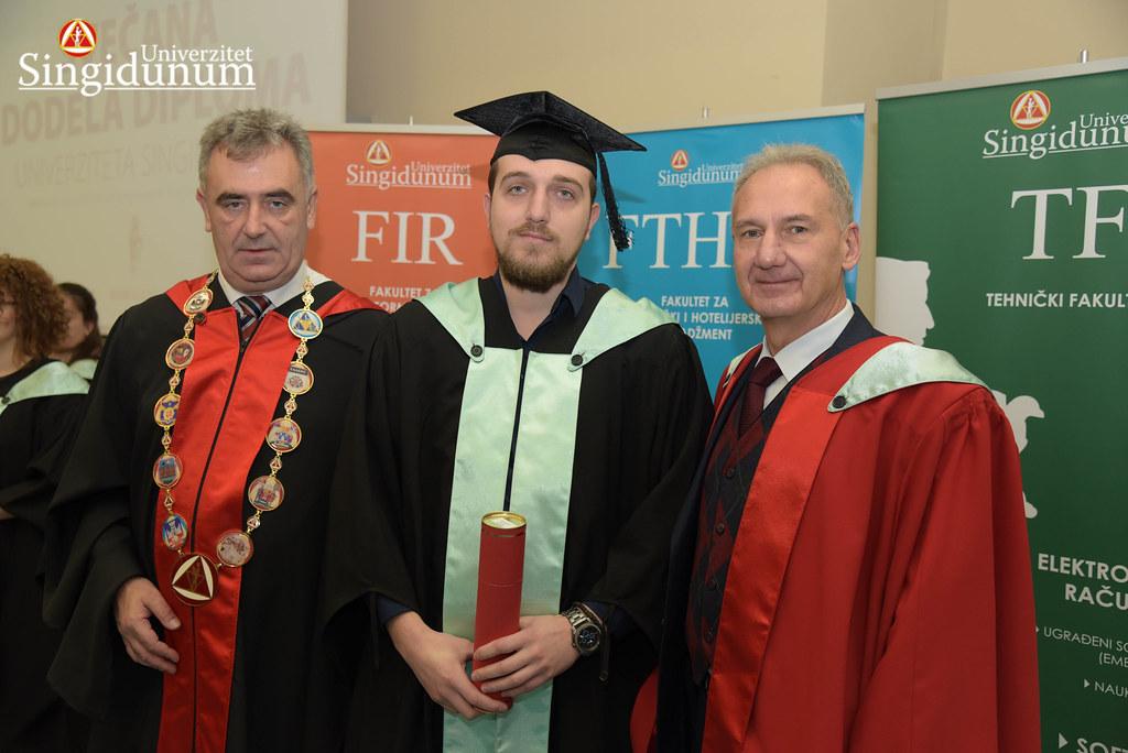 Svecana dodela diploma - FIR I TF - Amfiteatar - 2017 - 109