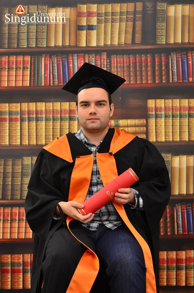 Svecana dodela diploma - Biblioteka FIR I TF 2017 -1