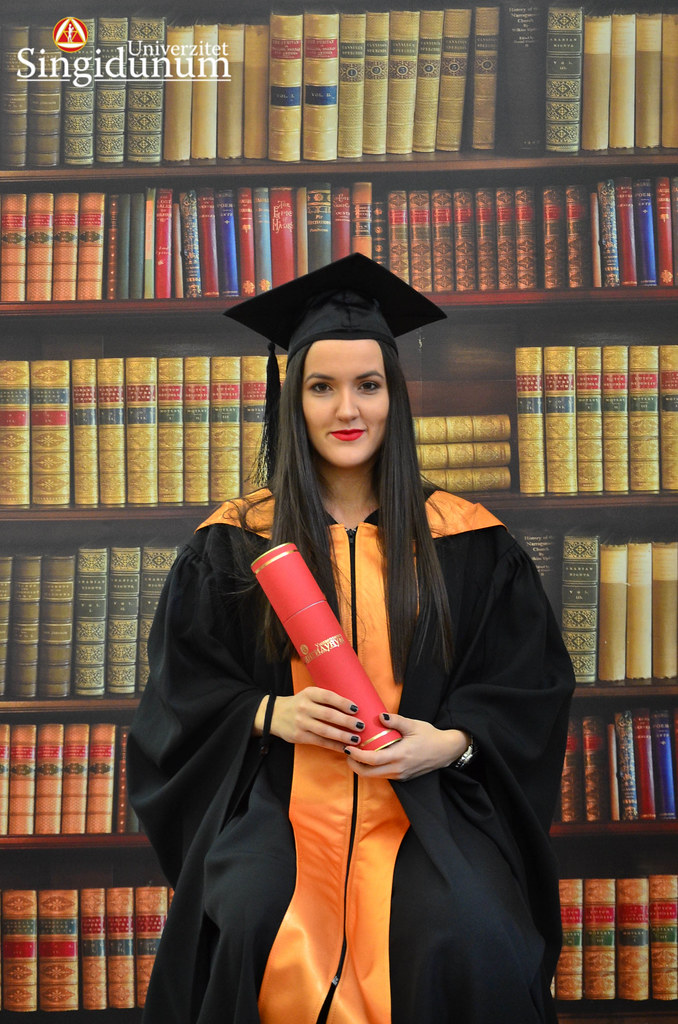 Svecana dodela diploma - Biblioteka FIR I TF 2017 -20