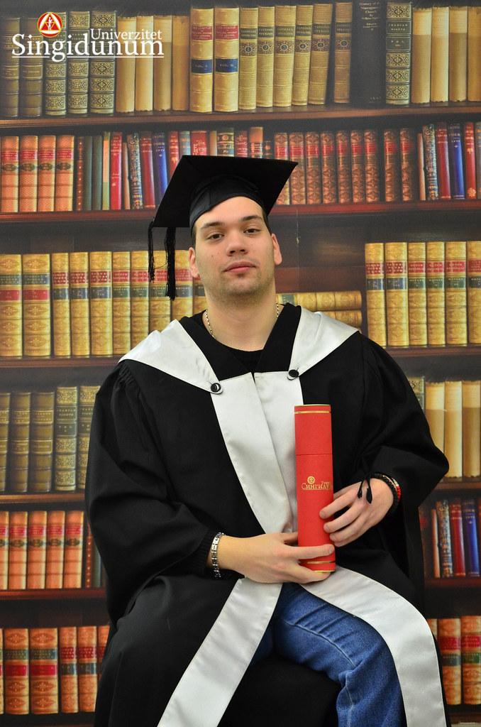 Svecana dodela diploma - Biblioteka Master studije 2017 -31