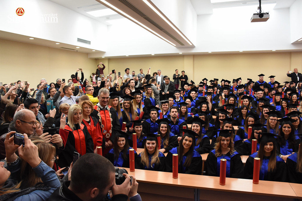 Svecana dodela diploma - atmosfera - 2017 - 293