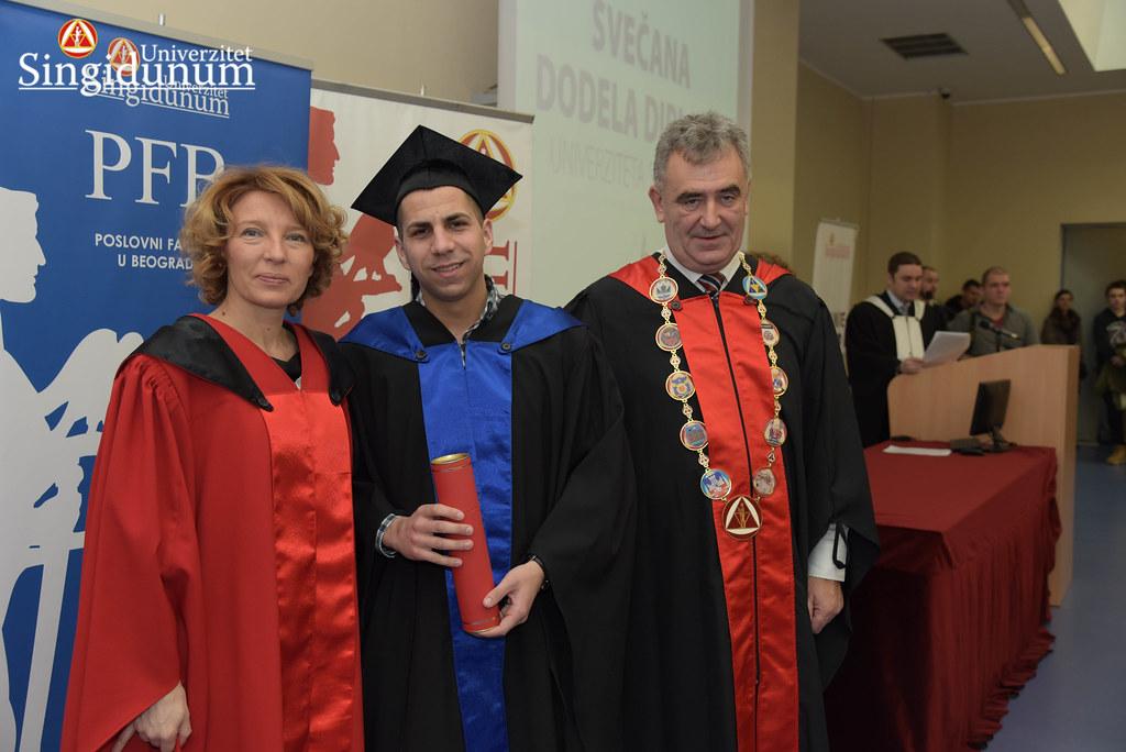 Svecana dodela diploma - Amfiteatar - PFB - 2017 - 102