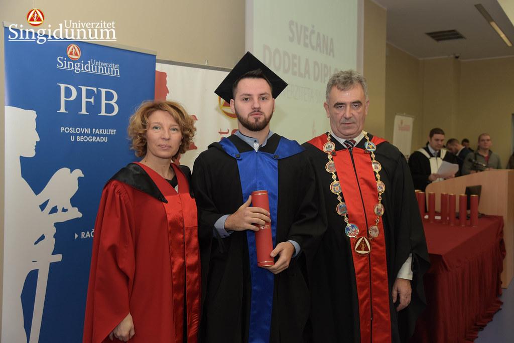 Svecana dodela diploma - Amfiteatar - PFB - 2017 - 89