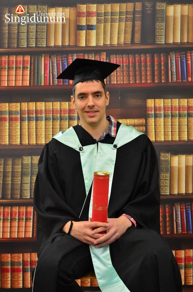 Svecana dodela diploma - Biblioteka FTHM 2017 -27