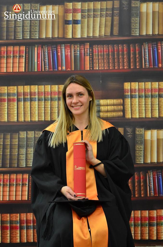 Svecana dodela diploma - Biblioteka FFKMS 2017 -3