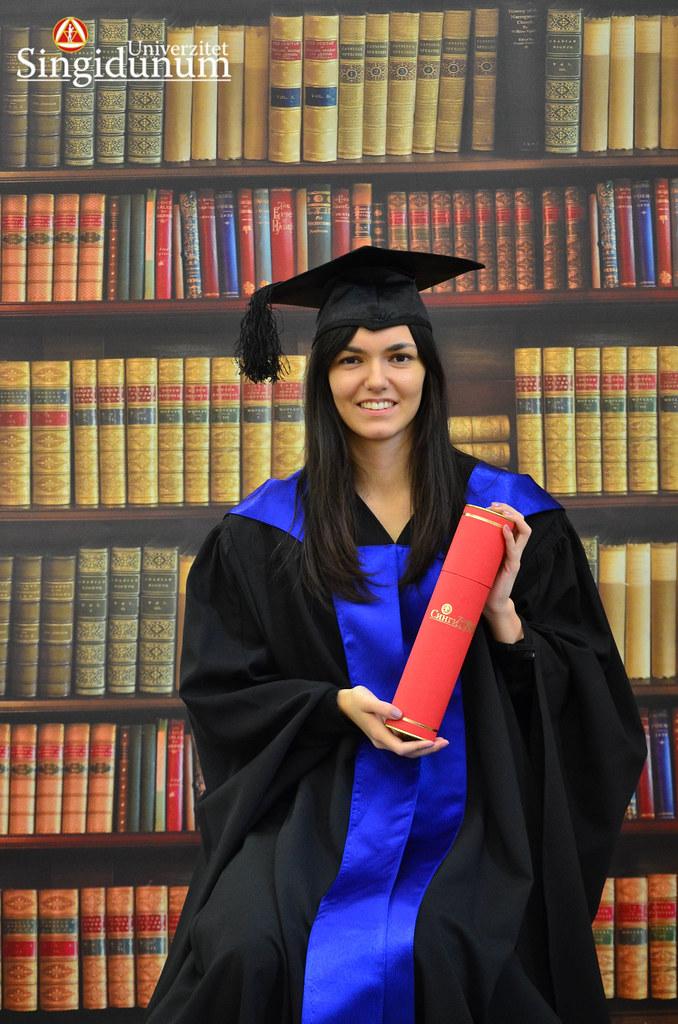 Svecana dodela diploma - Biblioteka PFB 2017 -69
